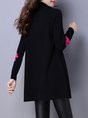 Turtleneck Long Sleeve Daytime Casual Sweaters