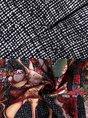 A-Line Date Floral-Print Elegant Midi Dress