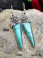 Vintage Elegant Tophus Earrings