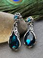 Lake Blue Earrings
