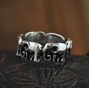 Halloween Alloy Rings Set