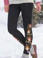 Vintage Cotton-Blend Pants