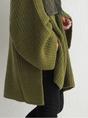 Turtleneck Vintage With Pockets Sweater