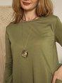 Cocoon Daytime Pockets Mini Dress