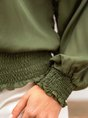 Turtleneck Casual Long Sleeve Top