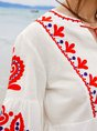 Swing Boho Floral Mini Dress